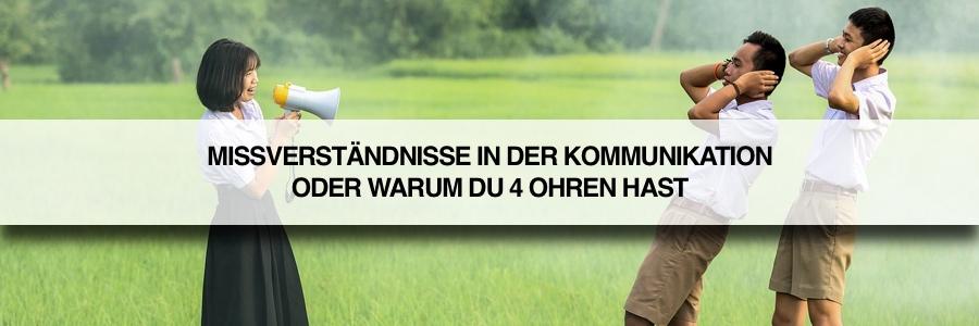 Kommunikationsquadrat - Schulz von Thun