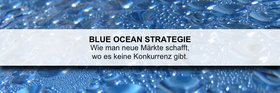 Blue Ocean Strategie