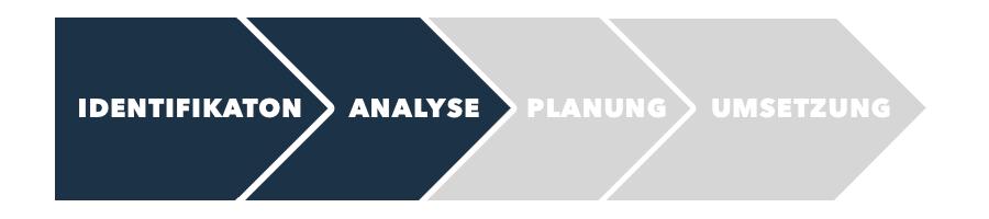 Stakeholdermanagement - Identifikation und Analyse - Schritte 1 und 2