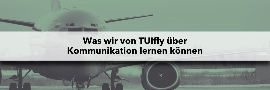 TUIfly Kommunikation Changemanagement