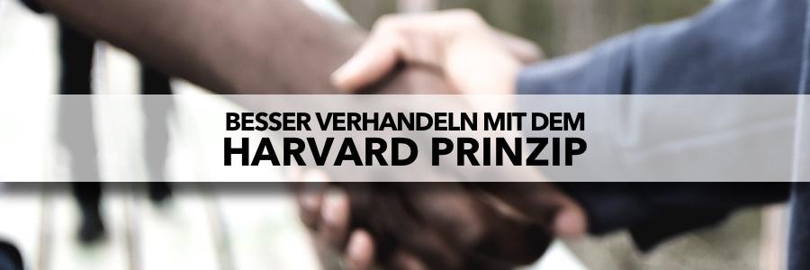 Harvard Prinzip