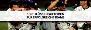 Erfolgreiche Teams (Google Studie)
