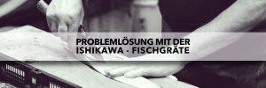 Ishikawa Diagramm (Fischgräte) - Problemlösung