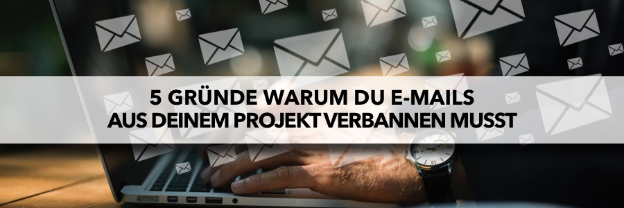 Outlook ist KEIN Projektmanagement Tool