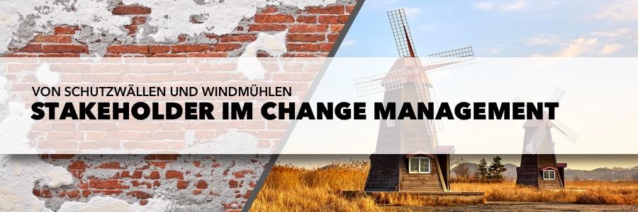 Widerstand bei Veränderungen (Stakeholdermanagement bei Change)