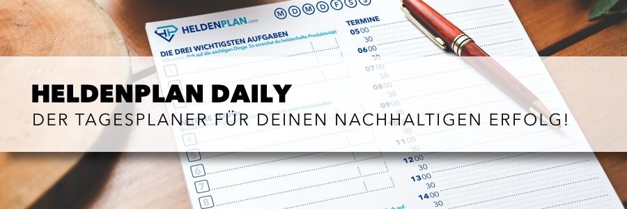 HeldenPlan Daily